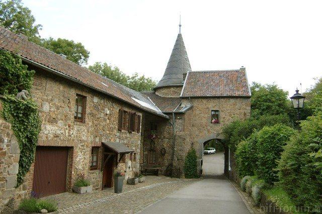 Burg Wilhelmstein Eingang