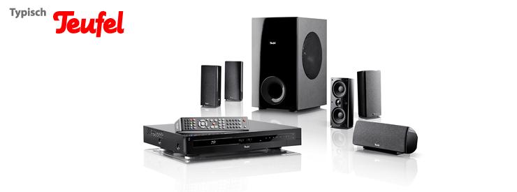 "Impaq® 3000 Mk2 Blu-ray System ""5.1-Set"""