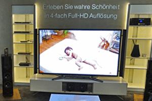 Sony Vorführung in Berlin