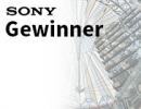 Sony Gewinner