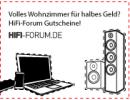 HiFi-Forum Gutscheine