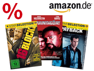 Aus &uuml;ber 200 Titeln 6 DVDs f&uuml;r 20&euro;: Action, Sci-Fi und mehr