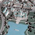 Hannover und das Neue Rathaus heute