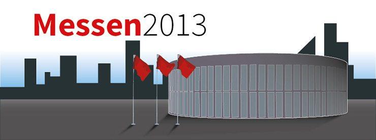HiFi- und Unterhaltungselektronik-Messen 2013