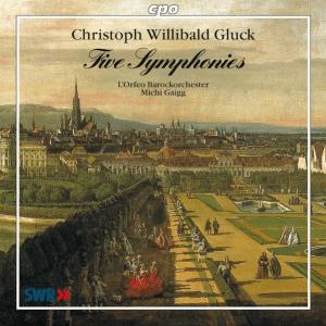 Christoph Willibald Gluck (1714–1787) Symphonien