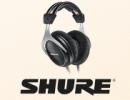HiFi-Forum Adventskalender 2014, Gewinnspiel mit Over-Ear-Kopfhörer SRH1540 von Shure