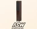HiFi-Forum Adventskalender 2014, Gewinnspiel mit ASW Lautsprecher Genius 310 in Eiche Maron Hochglanz
