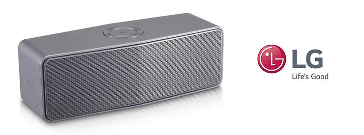 LG H4 Multiroom-Lautsprecher