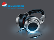 Türchen 6: Sennheiser HD 630VB Stereokopfhörer