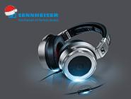 Türchen 6: Sennheiser HD 630VB Stereokopfhörer