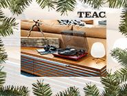 Türchen 11: TEAC TN-400BT Plattenspieler