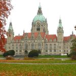 Schloss oder Rathaus?