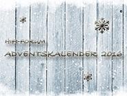 Auf die Türchen, fertig, los... am 01. Dezember ist Kalenderstart!