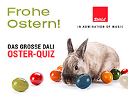 OSTER-QUIZ: Einen stylischen DALI KATCH gewinnen