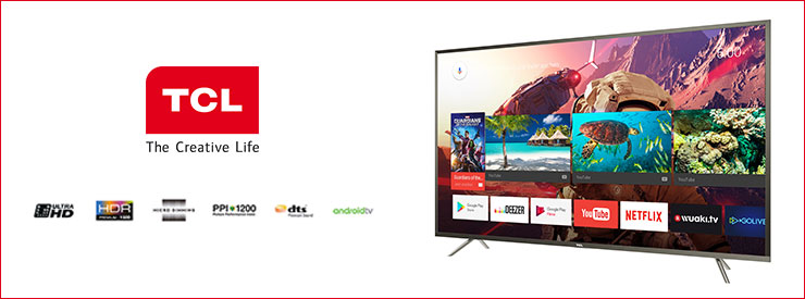 TCL 4K-UHD-Android-TV P60